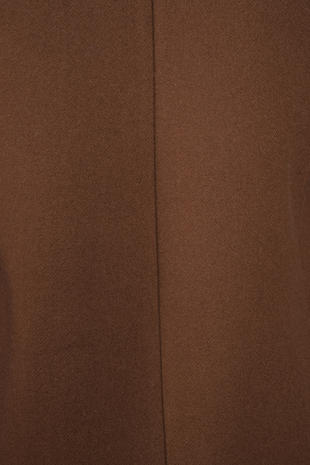 Bronze wool coat